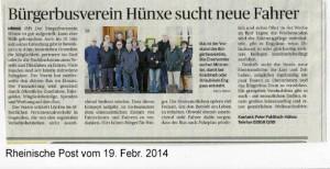 BüBus Presse